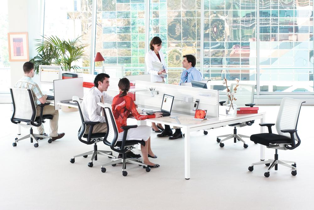 oficina con rentabilidad energética