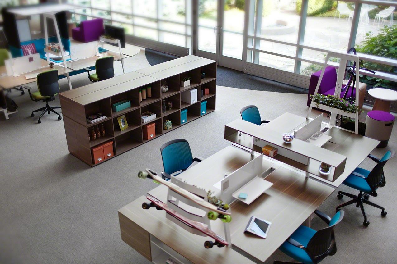el espacio de trabajo