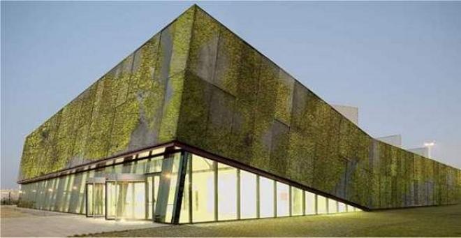 Edificio autosuficiente