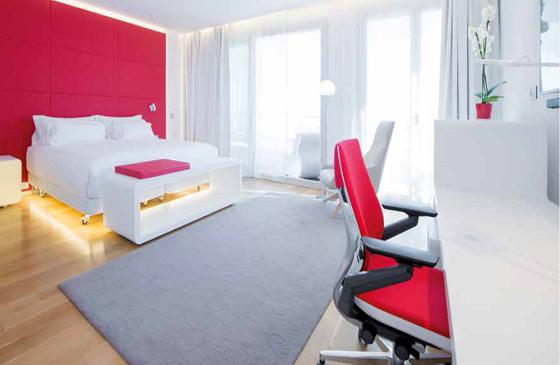 Silla Gesture Hotel NH