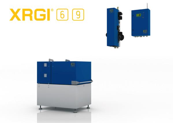 Motores XRGI microcogeneración