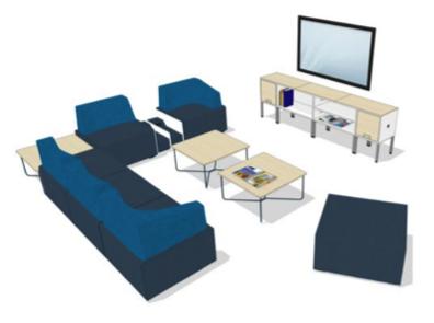 B Free Mobiliario de oficinas 1