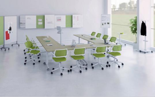 Mesa de reuniones Greendök
