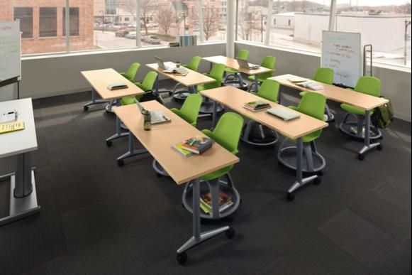 Mesa de reuniones greendok 3