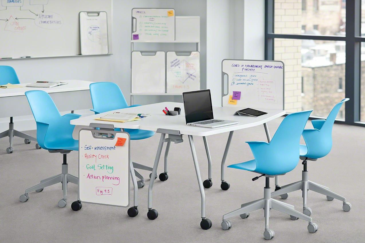 Mobiliario para aulas Steelcase
