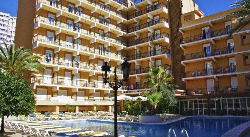 Reforma hotel los alamos