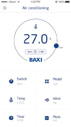 Aire Acondicionado Baxi