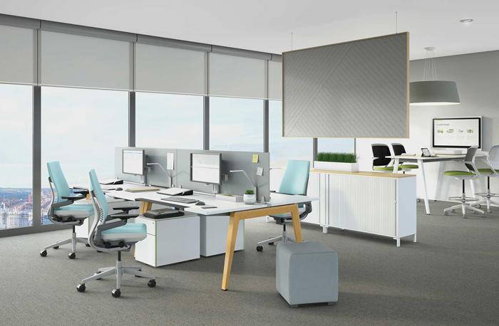 El color en la oficina 01