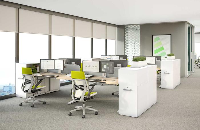 El color en la oficina 02