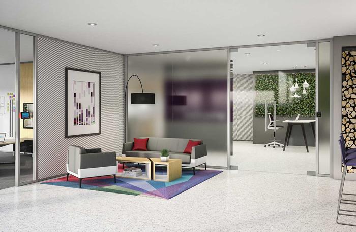 El color en la oficina 07