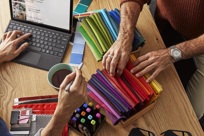 El color en la oficina 09