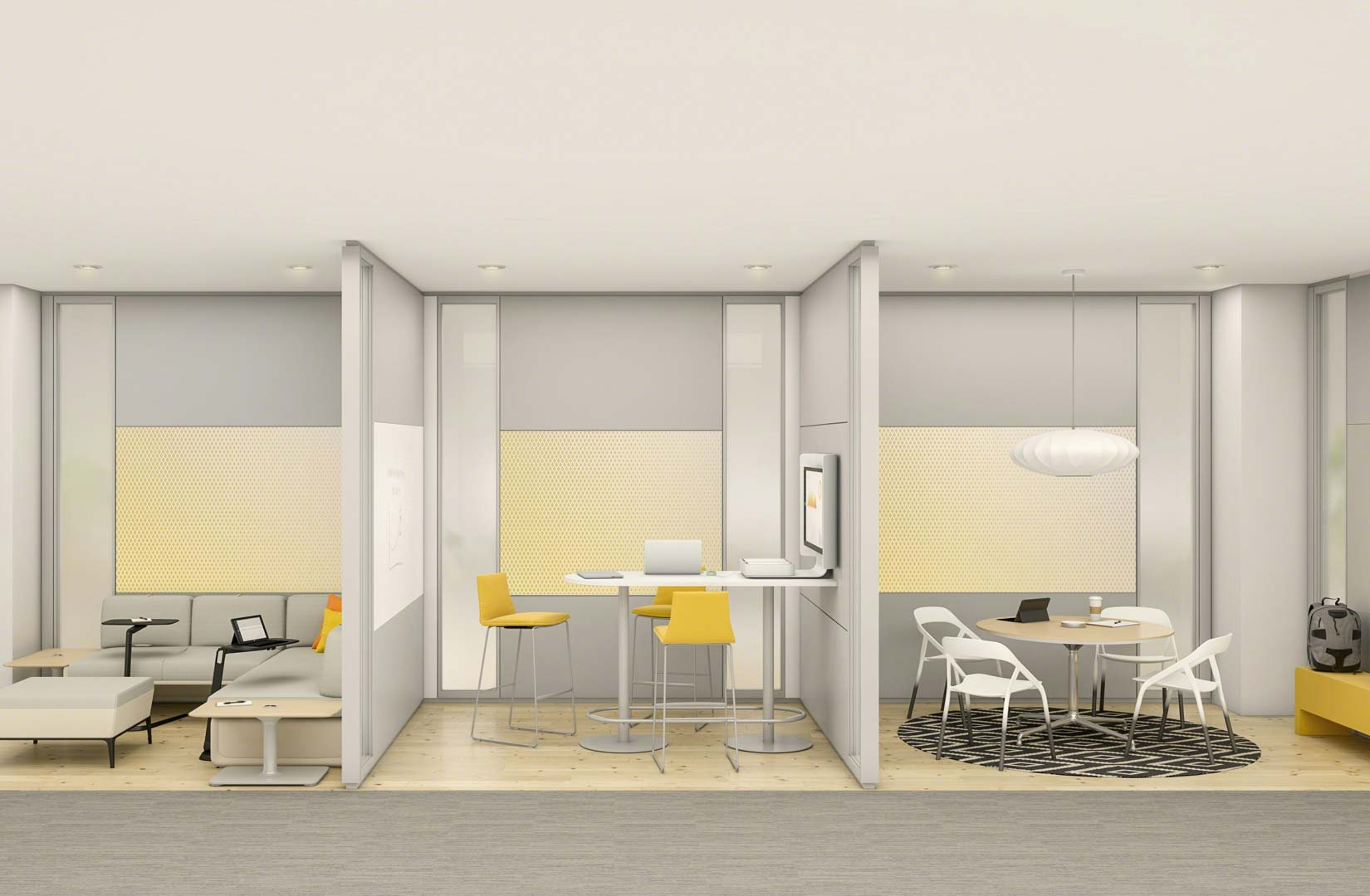 Mobiliario Salas de Reuniones Greendok_02