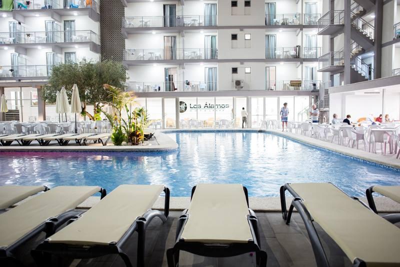 Hotel Alamos Benidorm