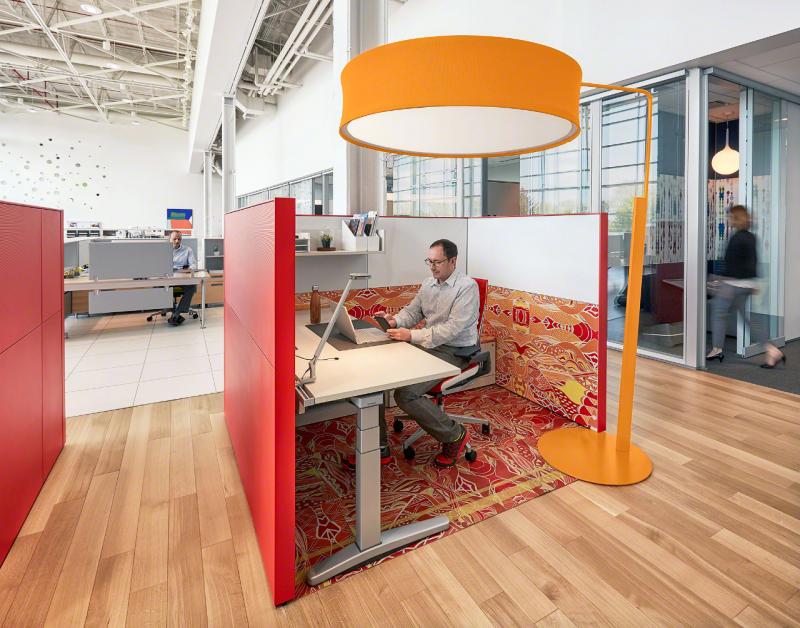 Diseño de Oficinas Greendök