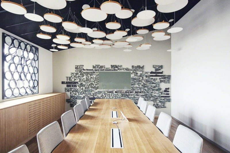 Diseño de espacios Greendök