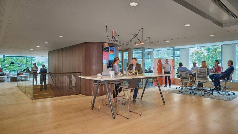 Centro de Innovación_Steelcase