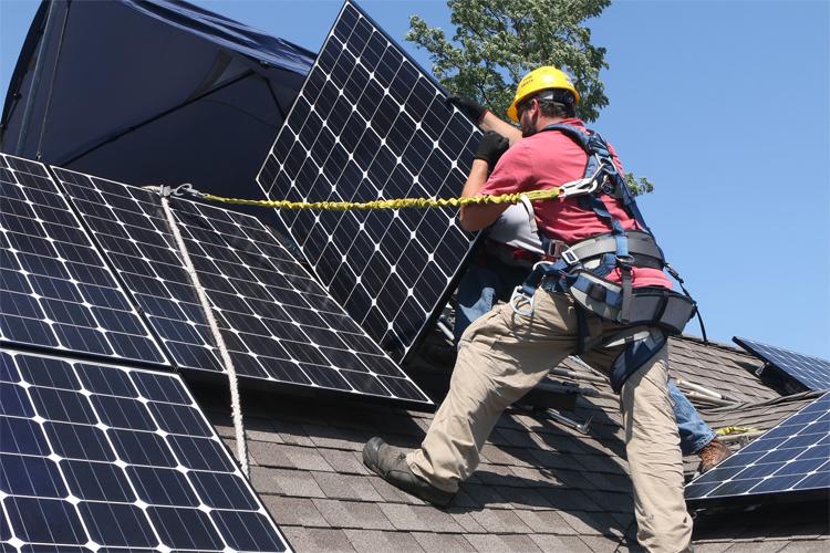 Como instalar placas fotovoltaicas