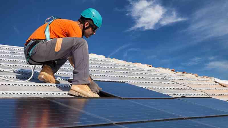Placas Solares para industrias