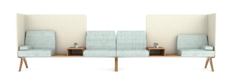 MN_K Sillería Lounge_sofa Modular