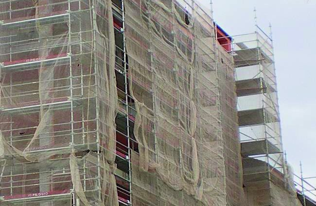 Restauracion de fachadas