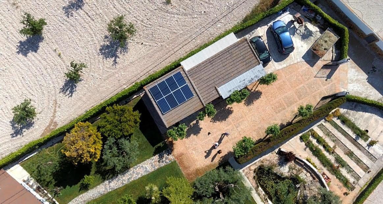 Instalación fotovoltaica Salinas